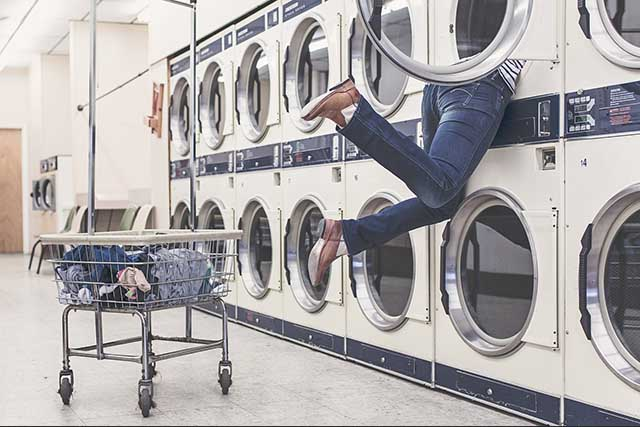Tintolavanderia, lavanderia a secco, lavanderia a gettoni