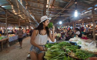 Regolamento dei mercati rionali all'aperto con plateatico attrezzato (Roma)